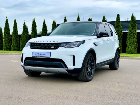 2017 LAND ROVER DISCOVERY 5 3.0 ДИЗЕЛЬ HSE