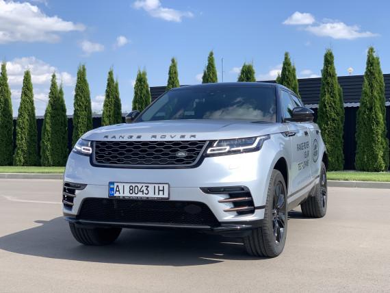 2019 LAND ROVER Range Rover Velar 3.0 ДИЗЕЛЬ R-Dynamic S