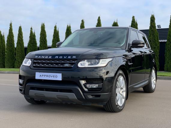 Range Rover Sport 3.0 diesel 258 SE 2016