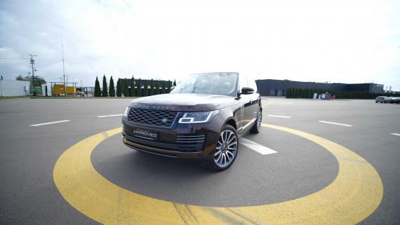 Range Rover SDV8 Autobiography 2020